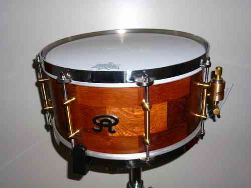 Angel Drums, Snare Drum Serie Mahagoni